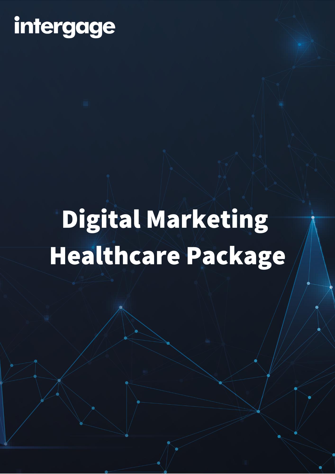 Digital Marketing Healthcare Package